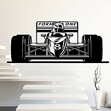 zzlfn3lv Neue F1 Racing Wandkunst Aufkleber