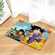 zzqiao Teppich Kinderspielmatte Bereich Mit Anime