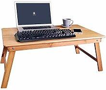 ZZWBOX Faltender Computer-Schreibtisch-Bett mit
