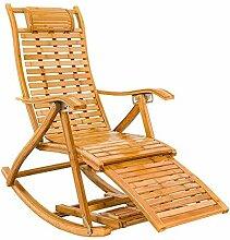 ZZX Liegestuhl klappbar Relaxliege Garten