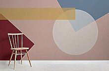 ZZXIAO Mutige geometrische Formen Modernes