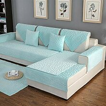 Zzy Plush Sofa Furniture Protector for Kids, Solid