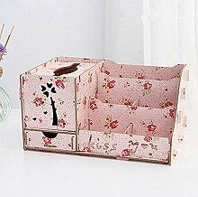 zzyuanwei Rechteckige Tissue Box Multifunktionale