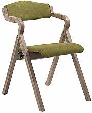 Zzzzy Holz klappstuhl gepolstert esszimmer Stuhl
